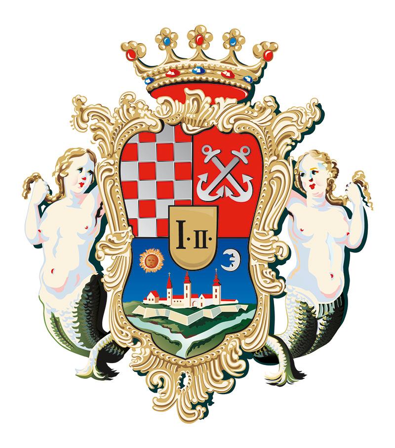 Grad Karlovac - Službena obilježja